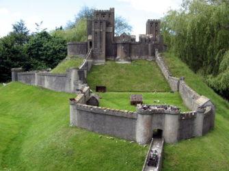 Corfe Castle, 1646