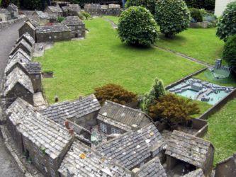 Corfe Castle Model Village's model village